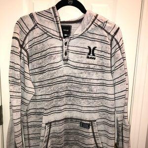 Men's Hurley hoodie